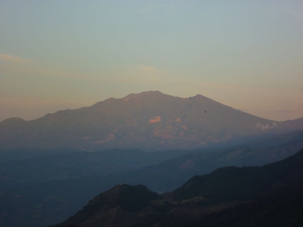 Lost & Found: Volcán Barú during sunrise 2
