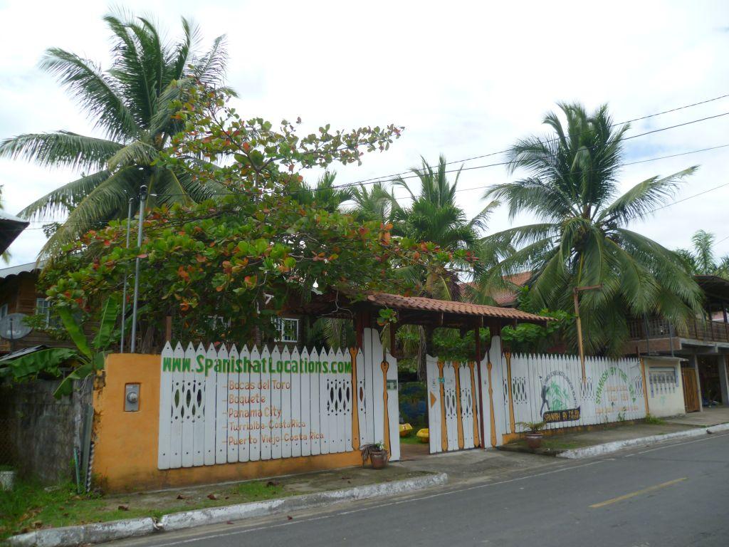 Bocas del Toro: Spanish school 1