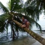 Isla Zapatilla 9: me