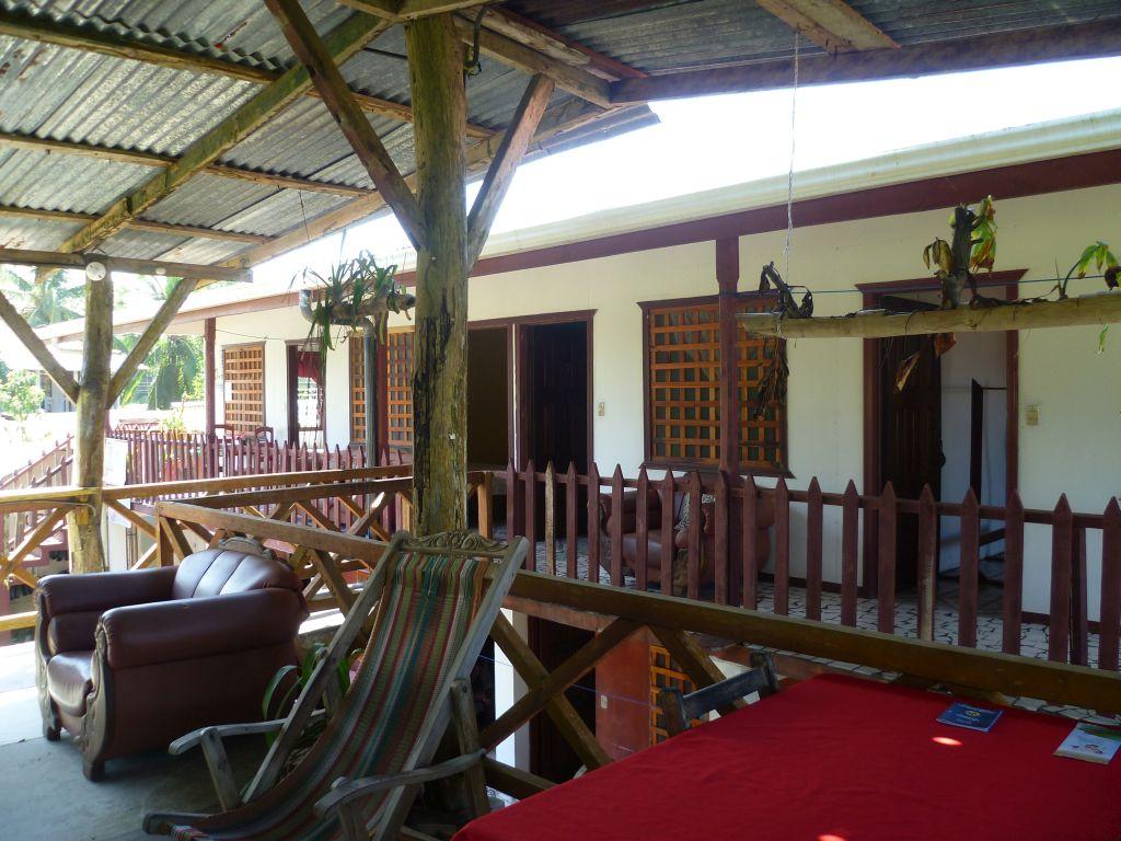 Trip to Tortuguero 6: Miss Miriam