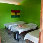 Trip to Tortuguero 7: my room