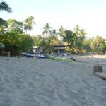 Montezuma: beach