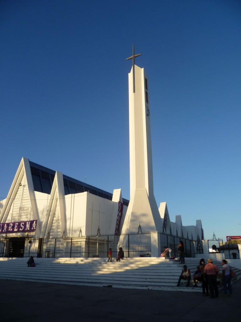 Liberia 1: church