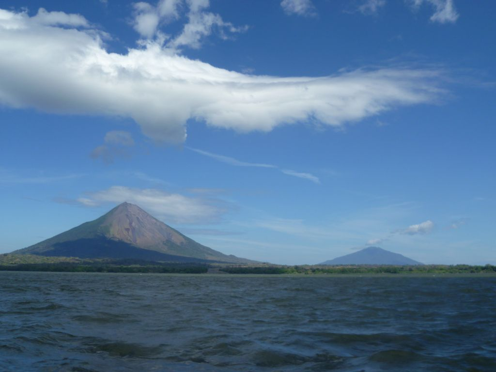 View of Isla de Ometepe 1