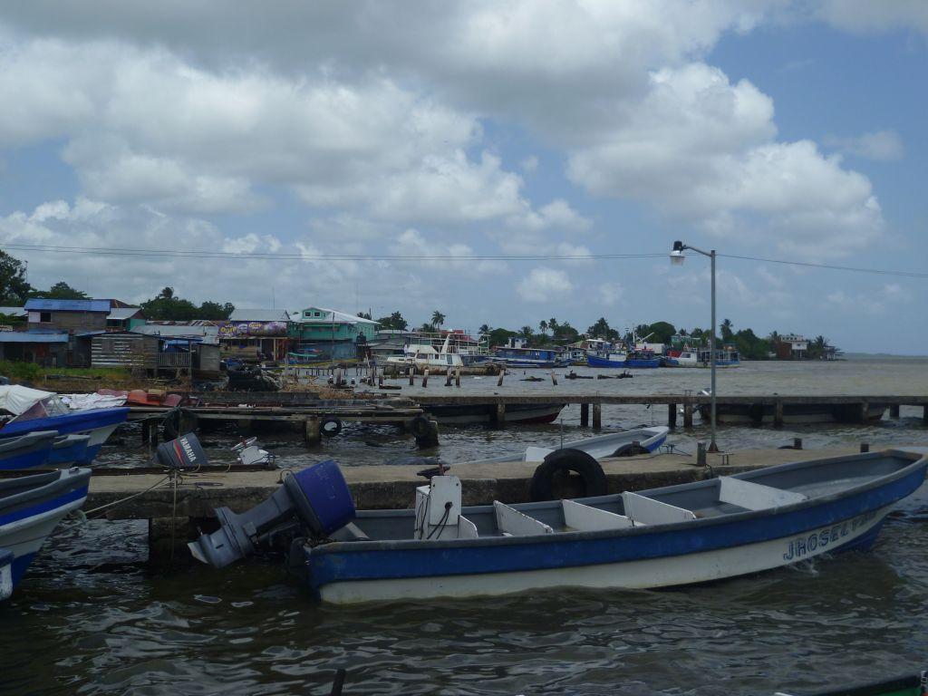 Bluefields 2: small port of Bluefields