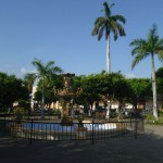 Granada 4: Parque central