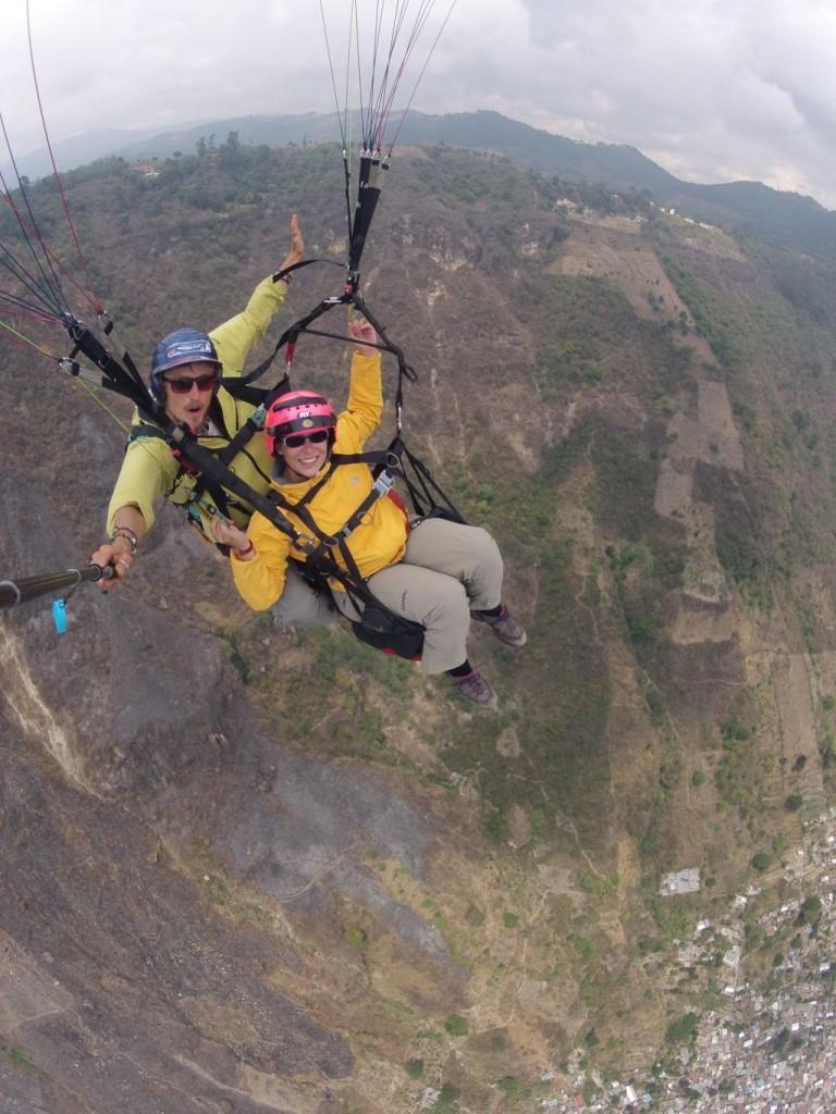 Paragliding 6: Mani let me navigate