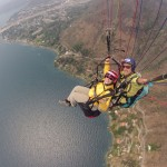Paragliding 5: Mani and me