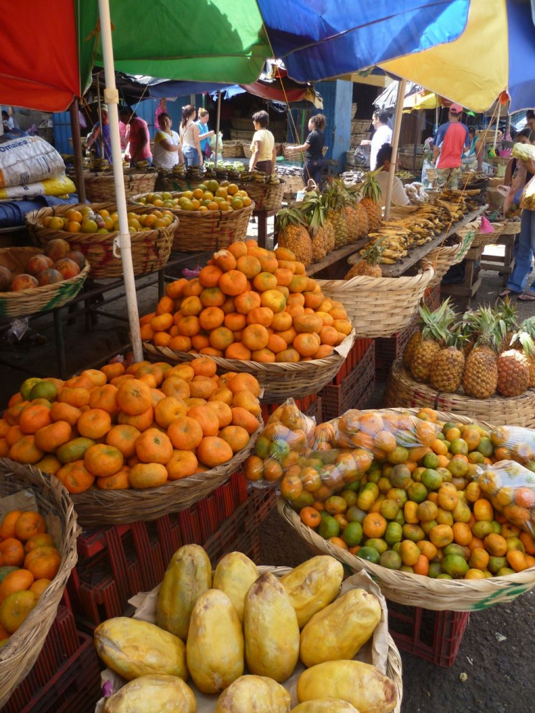 Leon 13: fruit on the market