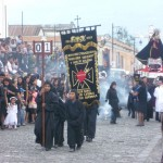 Antigua - Beginning of the Procession