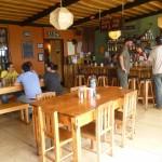 Earth Lodge 3: bar & restaurant