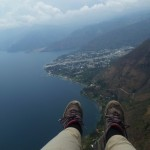 Paragliding 7: my view