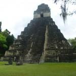 Tikal 1: temple One