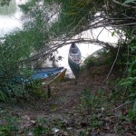 Canoe-Tour 1: canoe dock