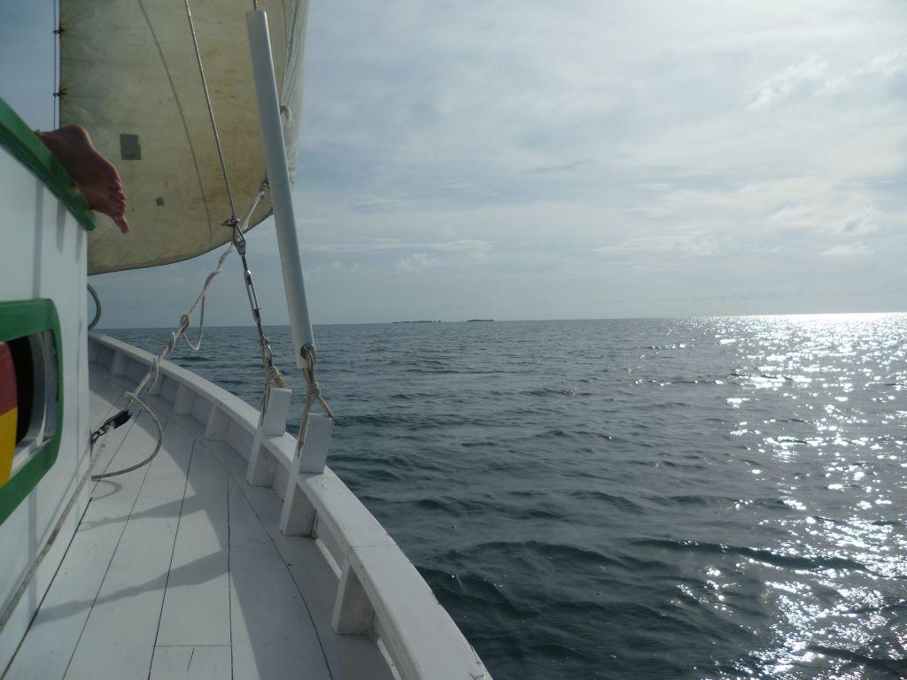 Sailing trip 1