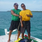 Sailing trip 2: our captain and our guide