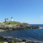 USA 2: nubble light in Maine