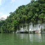 Río Dulce 1: steep-wall gorge