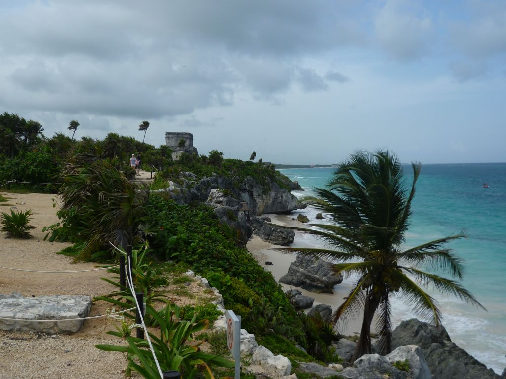 Tulum 4: archeological site