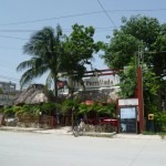 Tulum 1: in the town