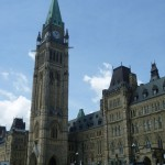 Ottawa 1: the Parliament