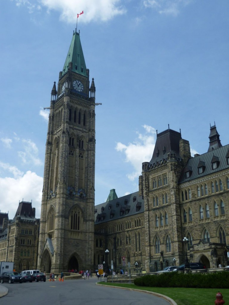 Ottawa 1: the Parliament