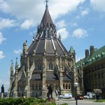 Ottawa 2: the parliamentary library