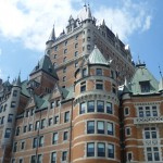 Quebec City 4: castle Frontenac