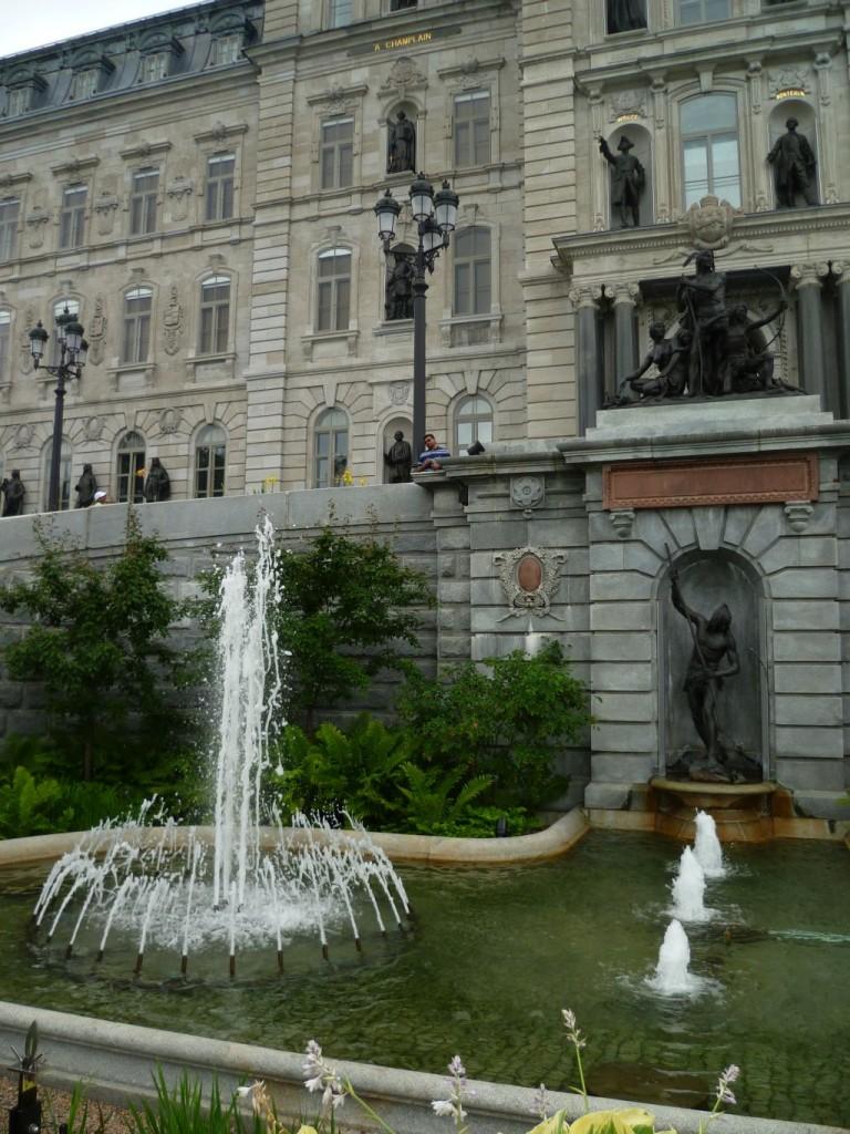 Quebec City 11: the parliament