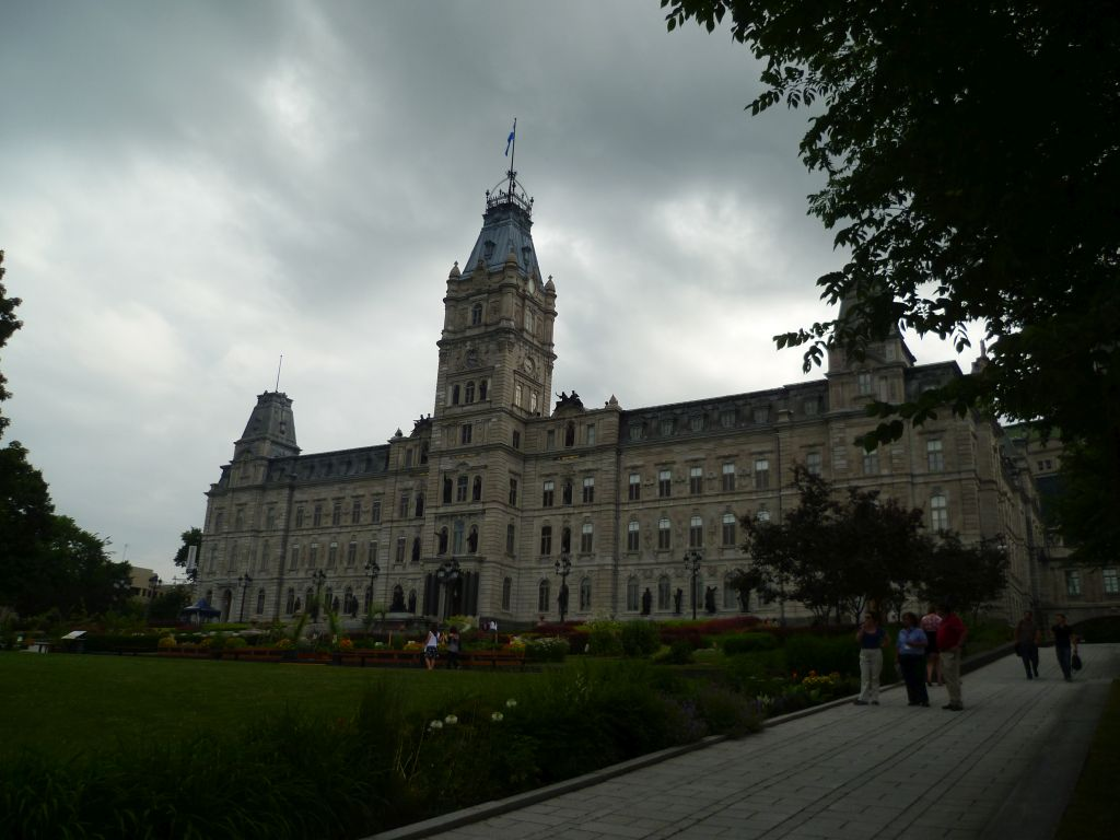 Quebec City 10: the parliament