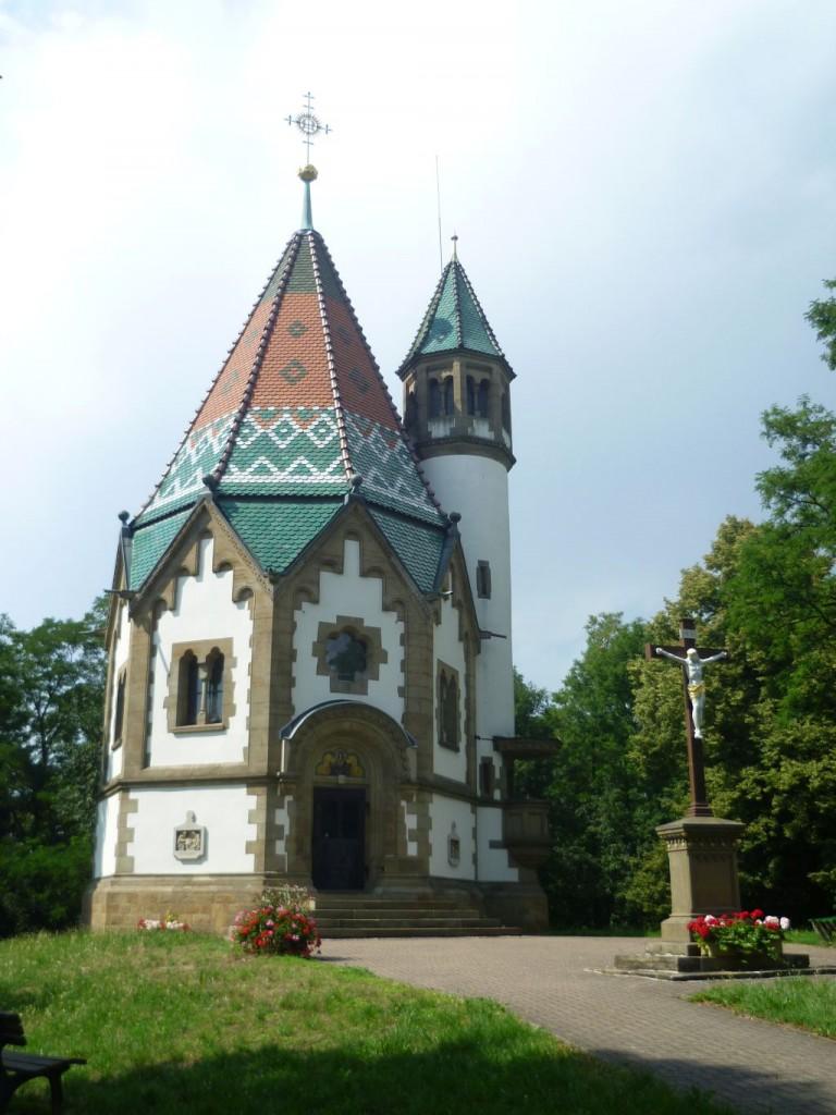 Letzenberg chapel