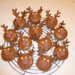 Reindeer Cupcakes 1
