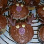 Reindeer Cupcakes 2
