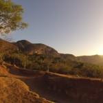 Sonnenaufgang im Valle del Silencio