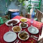 Traditionelles kubanisches Essen