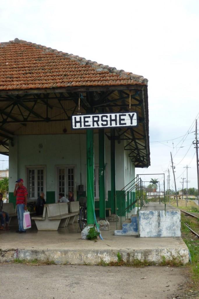 Bahnhof Hershey