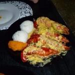 Camarones del Río in Kokossoße