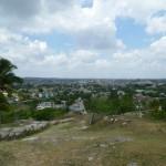 Blick auf Santa Clara vom Loma del Capiro